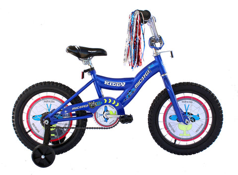 "Micargi Kiddy 16"" Children's BMX S-Type Bicycle"