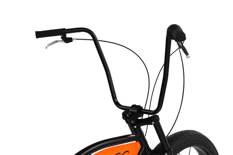 Micargi Seattle SS-BK26 in Stretch Cruiser Bike