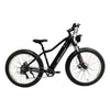 Image of Micargi EB-STEED-MATTE BLACK 7 Speed Electric Mountain Bike 800w