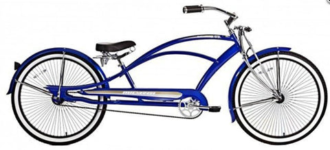Micargi MUSTANG GTS – 26″ Stretch Cruiser Bike