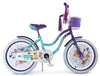 Image of Micargi Girl's 20' Ellie Cruiser Steel Frame Bicycle