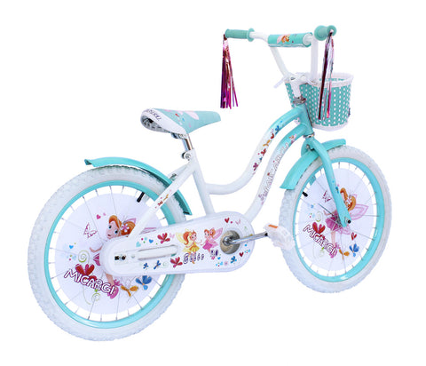 Micargi Girl's 20' Ellie Cruiser Steel Frame Bicycle