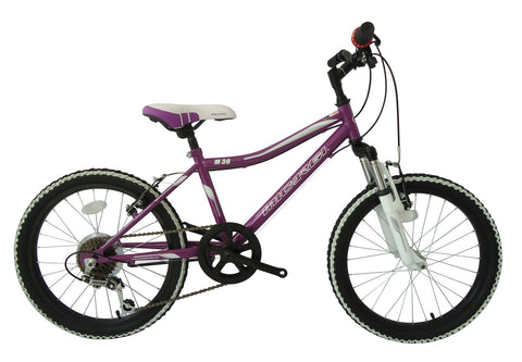 "Micargi M30 Mountain Bike 20"" Front Suspension Steel Frame"