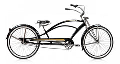Micargi MUSTANG GTS NX3 – 26″ Stretch Cruiser Bike