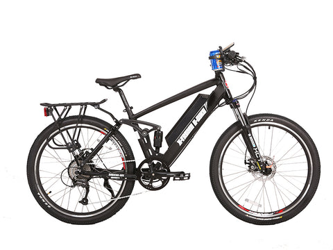 Rubicon Electric Mountain Bicycle MTB 48 Volt Lithium Powered  500 Watt X-Treme