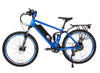 Image of Rubicon Electric Mountain Bicycle MTB 48 Volt Lithium Powered  500 Watt X-Treme