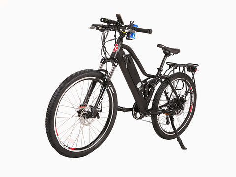 Sedona Electric Step-Through Mountain Bicycle 48 Volt Lithium Powered X-Treme