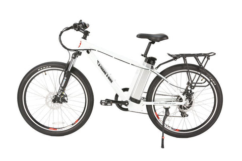 Trail Maker Elite Electric Mountain Bicycle 24 Volt Lithium Powered X-Treme