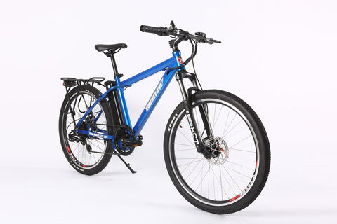 Trail Maker Elite Max 36 v Electric Mountain Bicycle Lithium Powered X-Treme