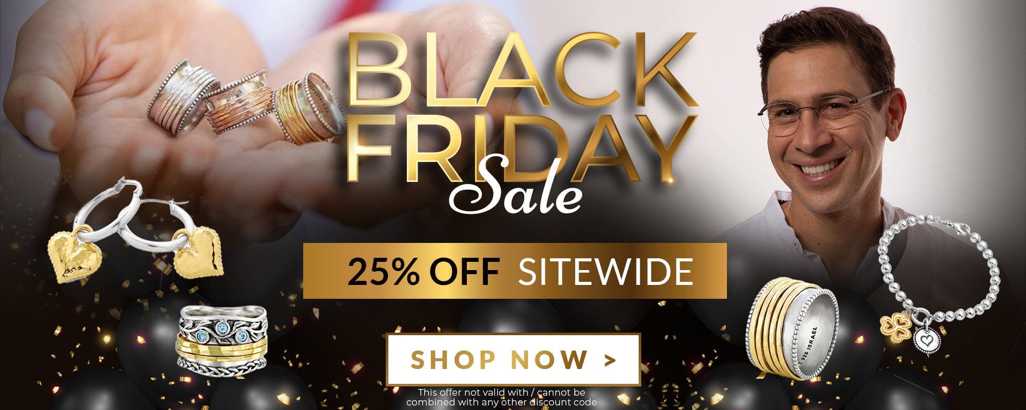 Black Friday Sales Event Danny Newfeld Collection