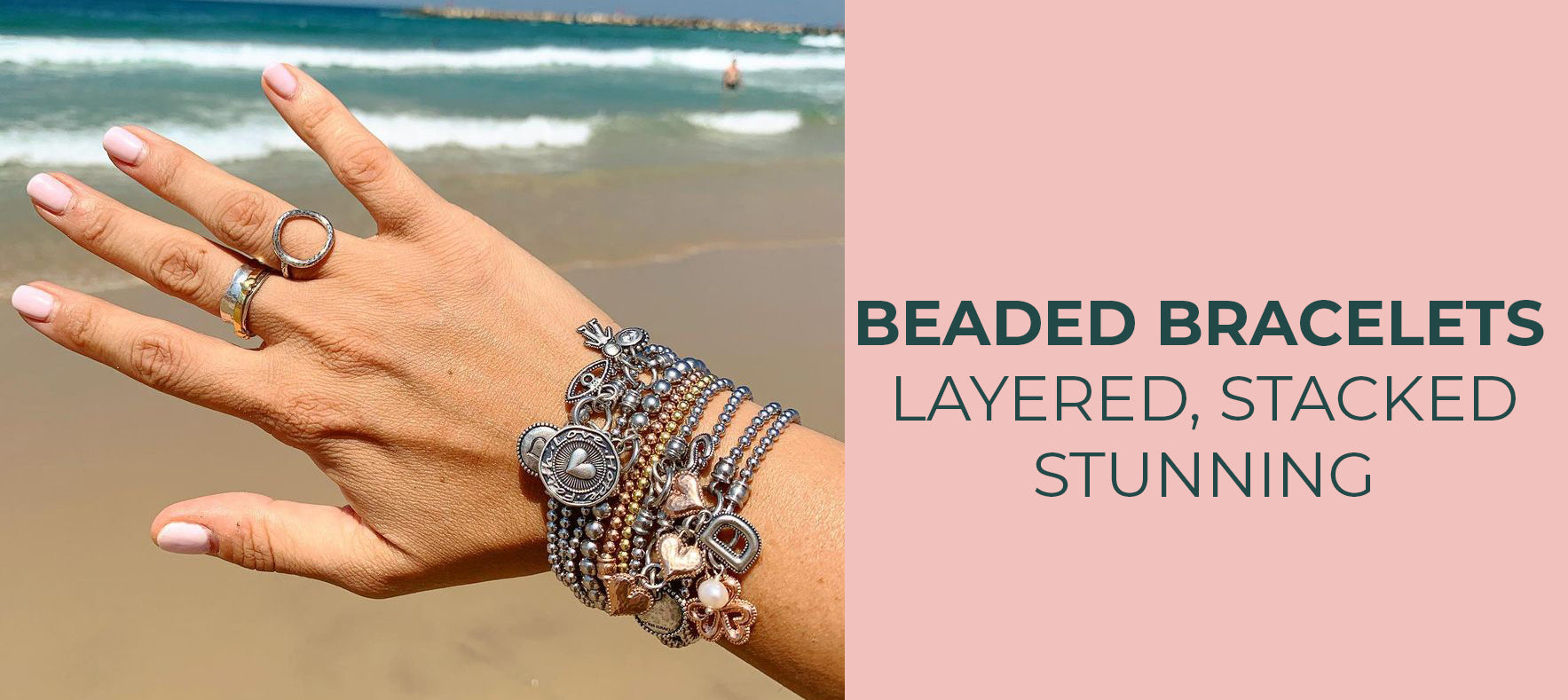 beaded bracelets danny newfeld collection