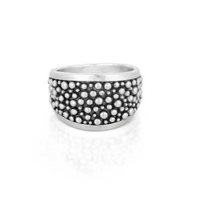 Harmony Collection Ring Sterling Silver - Danny Newfeld Collection