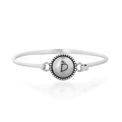 Engravable Bracelet Sterling Silver - Danny Newfeld Collection