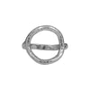 Karma Open Circle Ring Sterling SIlver - dannynewfeld
