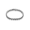 Rose Tennis Bracelet Sterling Silver - Danny Newfeld Collection