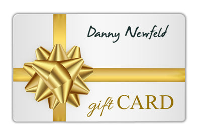 Danny Newfeld Gift Card - Danny Newfeld Collection