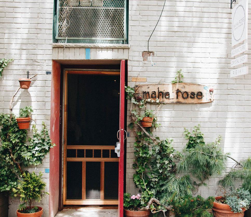 NYC oasis for holistic healing, inspiration & creativity