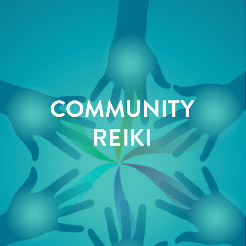 Sunday, January 1st –  Community Reiki : New Year / New You