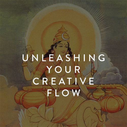 Thursday, May 31st -- Unleashing Your Creative Flow