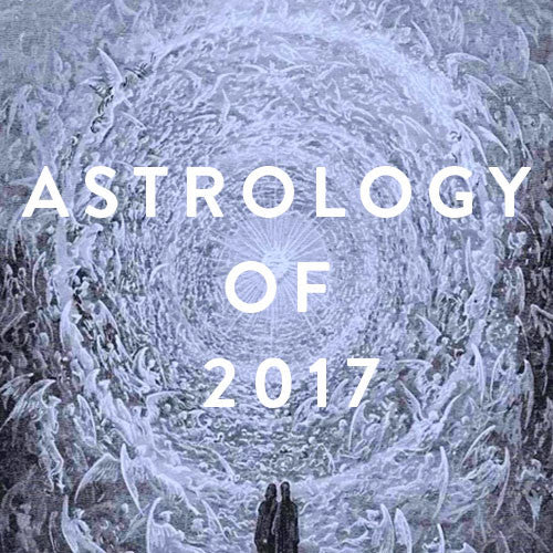 Sunday, January 8th -- Astrology of 2017