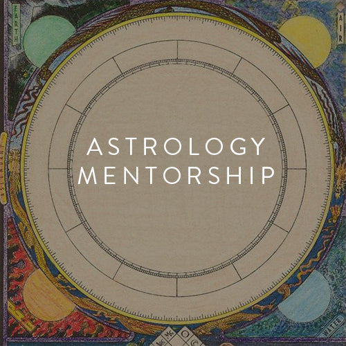 Tuesdays: May 7 - June 11 -- Astrology Mentorship