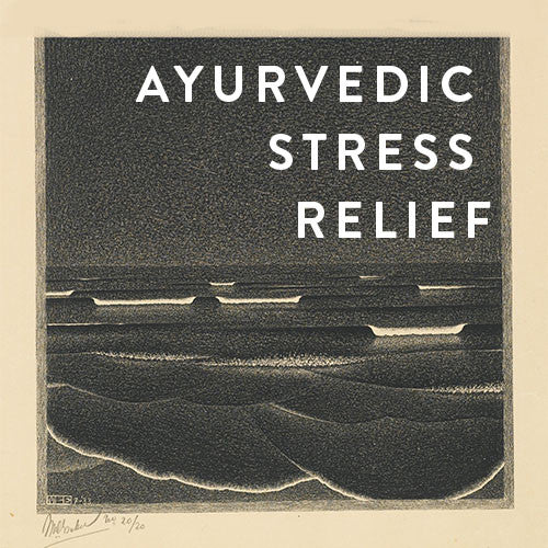 Sunday, February 12th — Ayurvedic Stress Relief