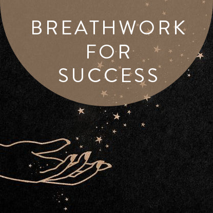 Friday, December 28th -- Breathwork for Success