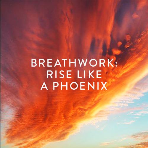 Friday, August 16th -- Breathwork: Rise Like A Phoenix