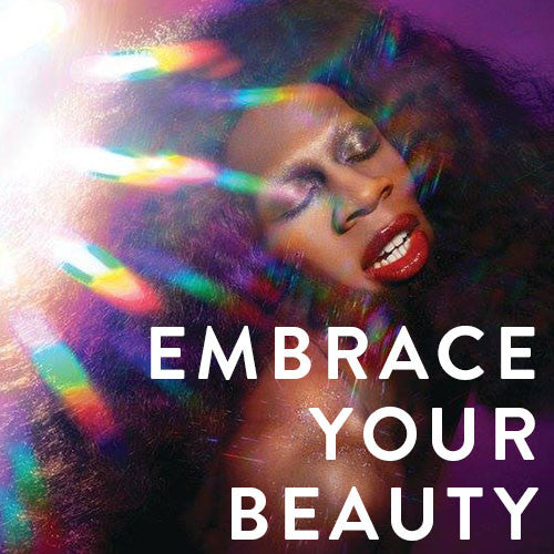 Wednesday, March 15th -- Embrace Your Beauty