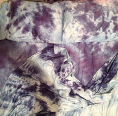 Tie-Dye Sheets & Duvet Cover
