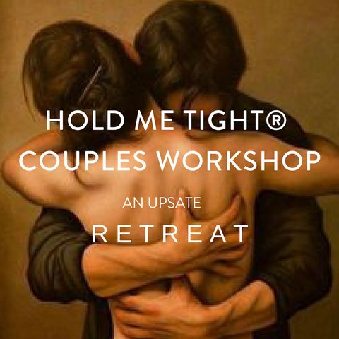 May 17th-19th -- Hold Me Tight® Couples Workshop