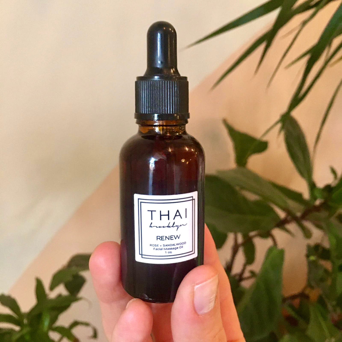 Thai Brooklyn - RENEW Facial Massage Oil