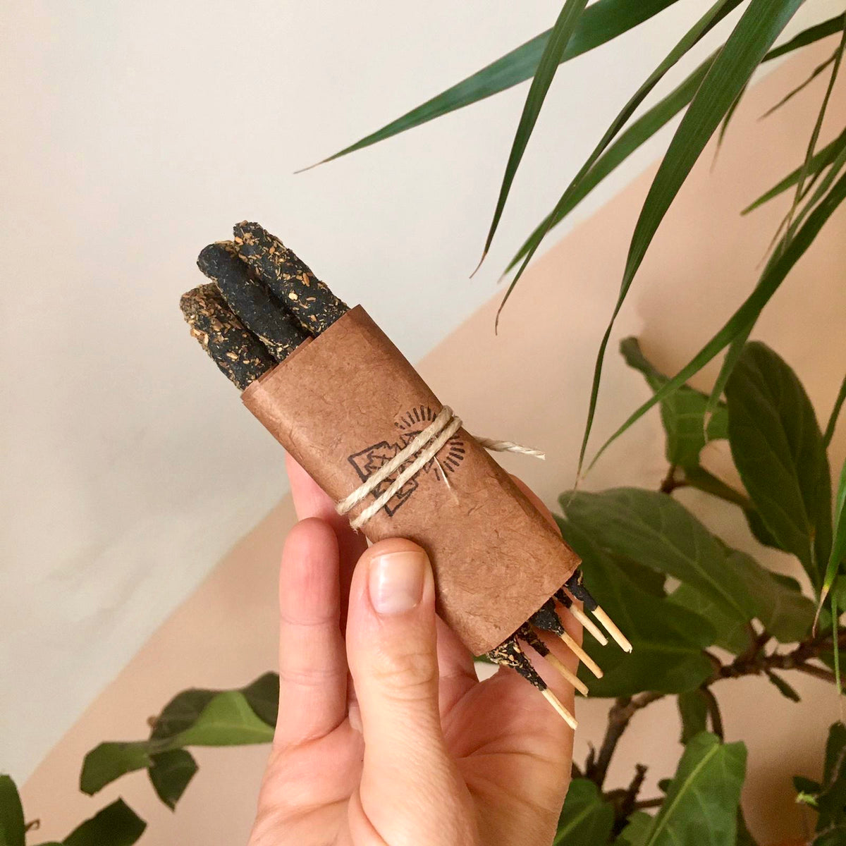 Incausa - Breu Resin Palo Santo Incense Bundle