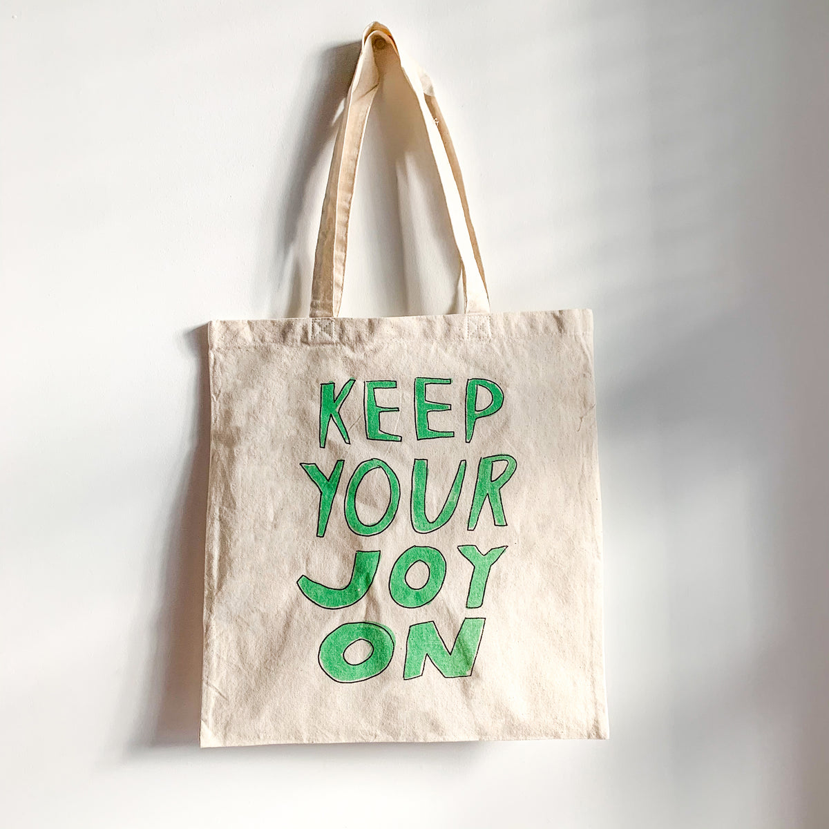 Keep Your Joy On Tote