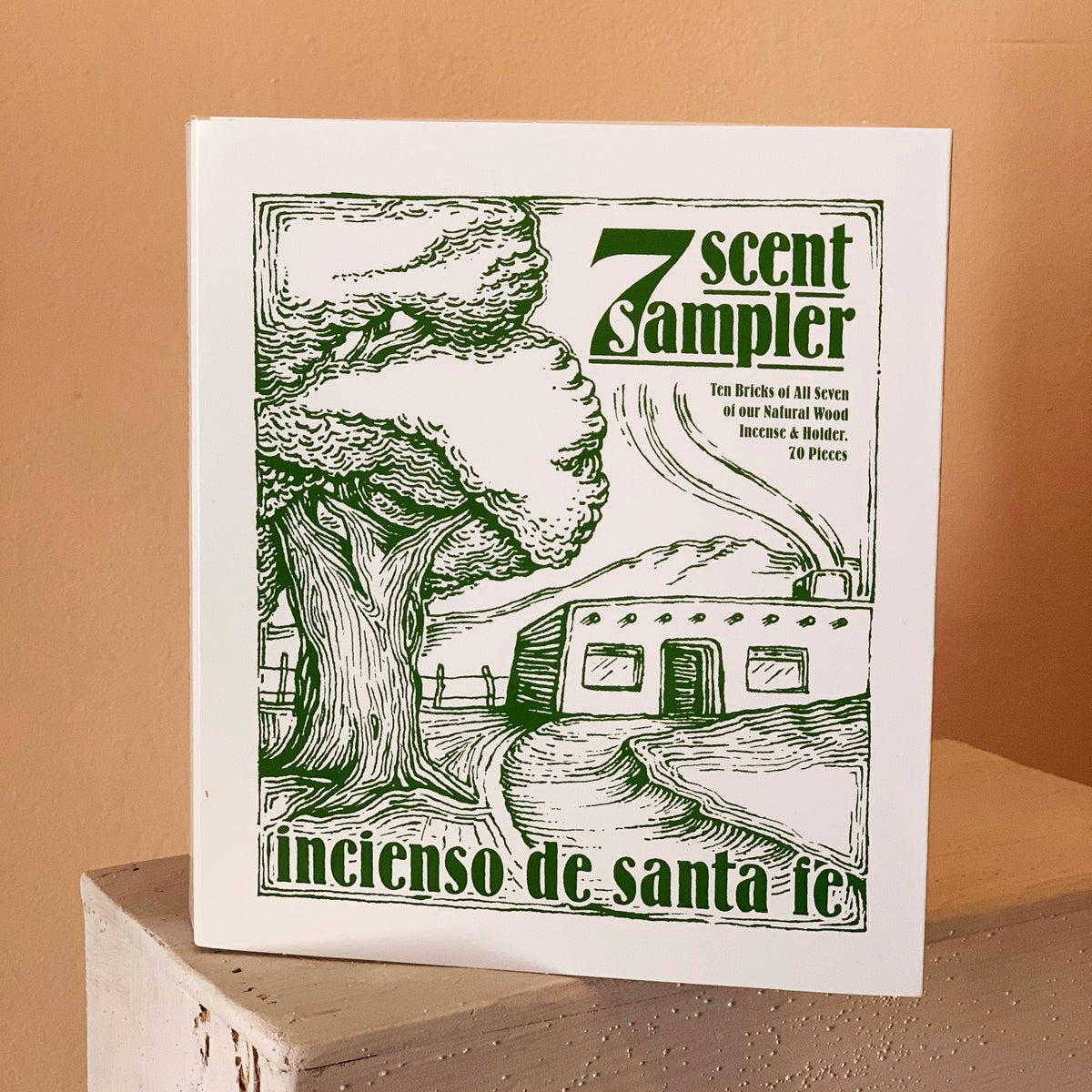 Incense de Santa Fe Sampler Pack