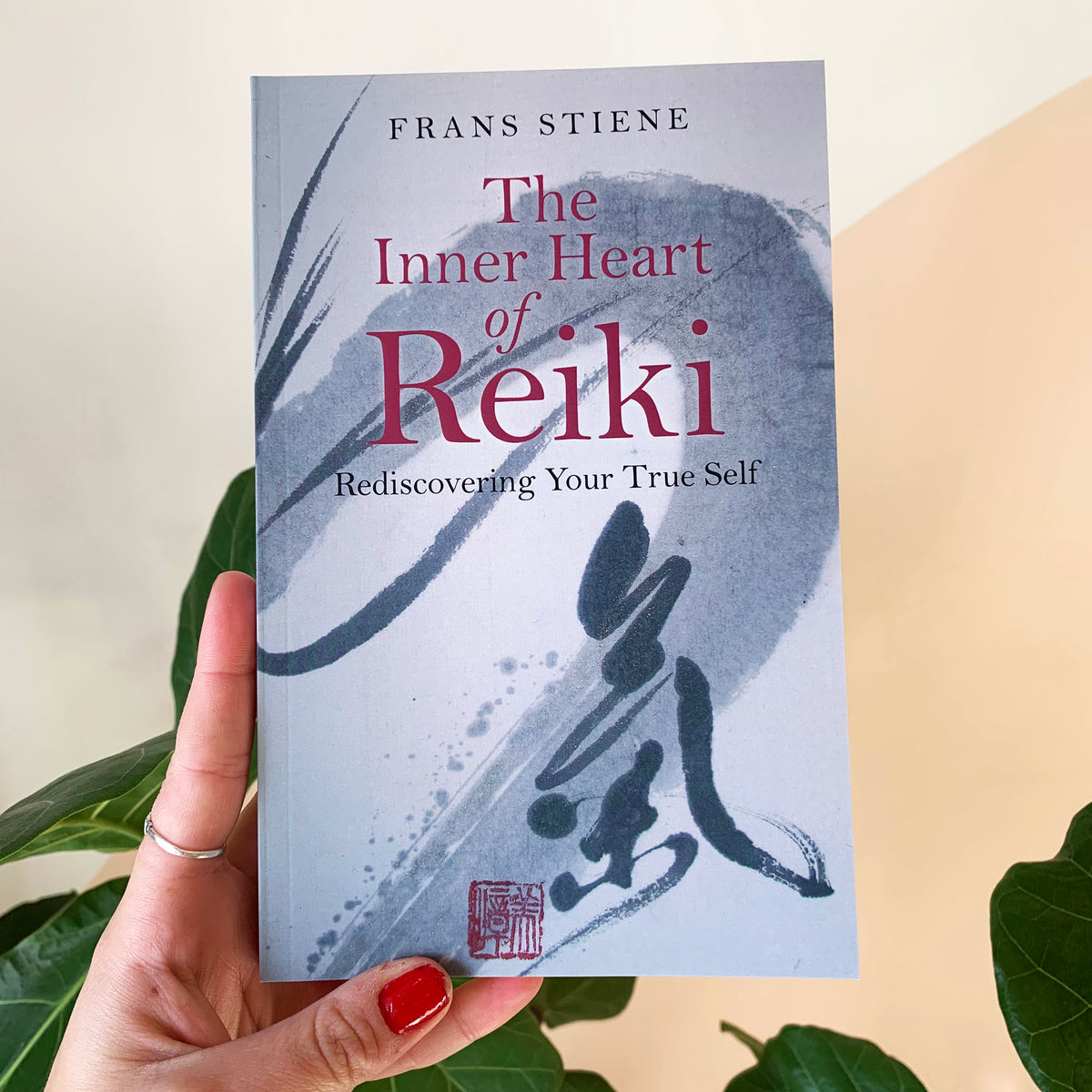 The Inner Heart of Reiki Book