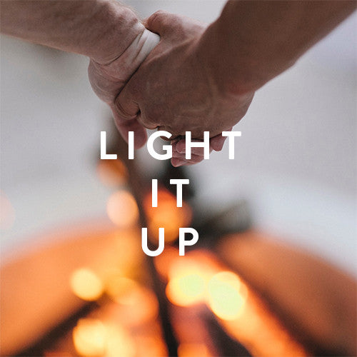 Sunday, April 16th -- Light it Up