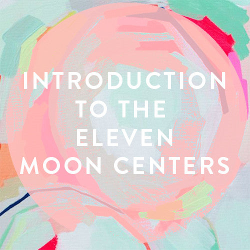 Saturday, July 22nd -- Introduction to the Eleven Moon Centers