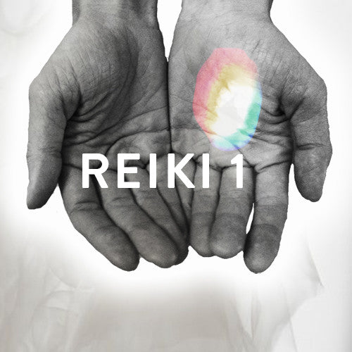 Saturday & Sunday, November 24th & 25th -- Reiki 1 Training with Erika