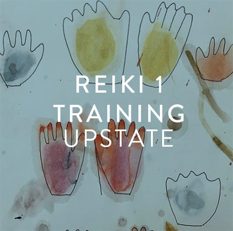 June 29th - July 1st -- Reiki 1 Training Upstate with Lisa Levine
