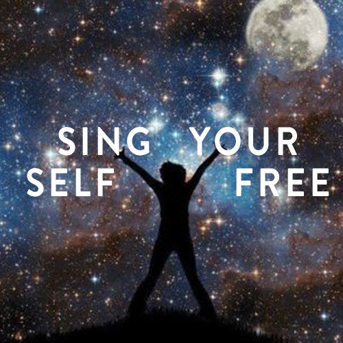 Tuesday, January 13th-- Sing Yourself FREE!