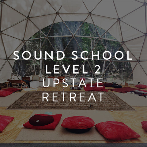 August 20th-25th -- Sound School Level 2 Retreat