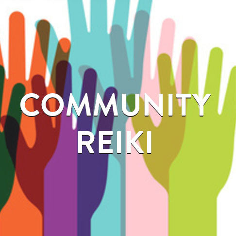 Sunday, August 27th -- Community Reiki