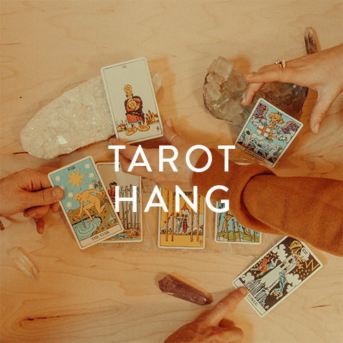 Tuesday, March 5th -- Tarot Hang