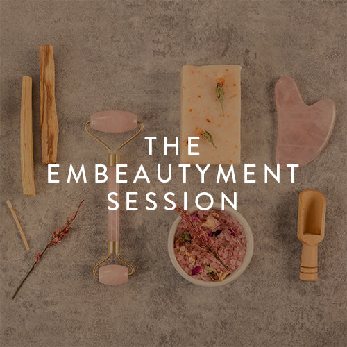 Monday, May 13th -- The Embeautyment Session