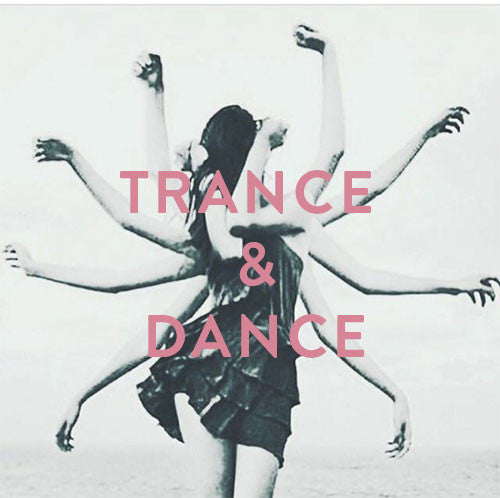Thursday, March 9th -- Trance & Dance for Transcendence