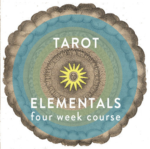 Thursdays beginning September 10th -- Tarot Elementals