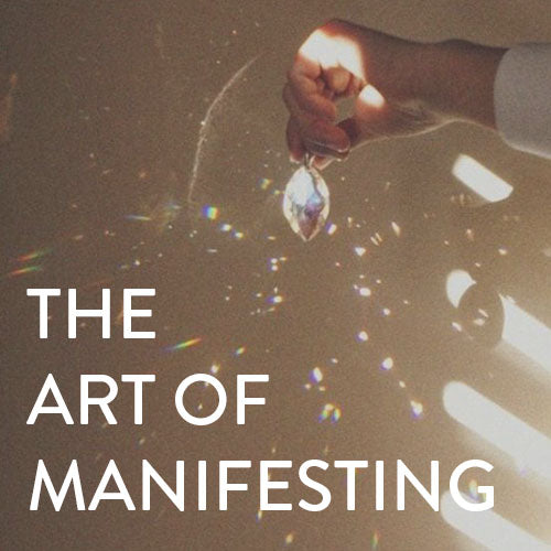 Tuesday January 8th -- The Art of Manifesting