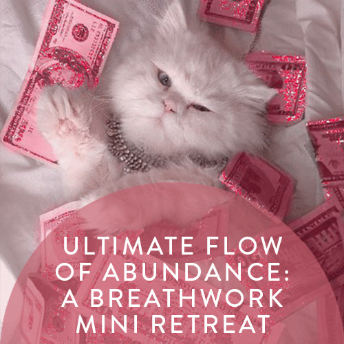 Saturday, July 13th -- Ultimate Flow of Abundance: A Breathwork Mini-Retreat