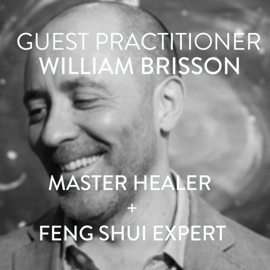 William Brisson, Guest Practitioner, 12/13-14